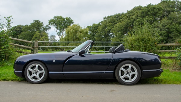 2001 TVR Chimaera 450 For Sale (picture 20 of 95)