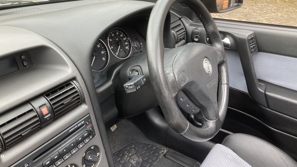 2005 Vauxhall Astra Bertone Convertible For Sale (picture 44 of 87)