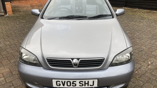 2005 Vauxhall Astra Bertone Convertible For Sale (picture 5 of 87)