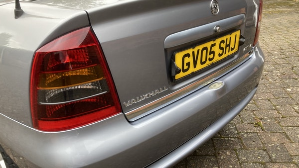 2005 Vauxhall Astra Bertone Convertible For Sale (picture 57 of 87)