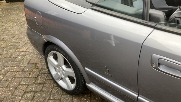 2005 Vauxhall Astra Bertone Convertible For Sale (picture 64 of 87)