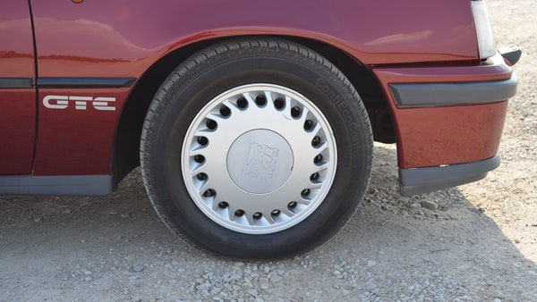 RESERVE LOWERED - 1991 Vauxhall Astra GTE Bertone For Sale (picture 36 of 87)