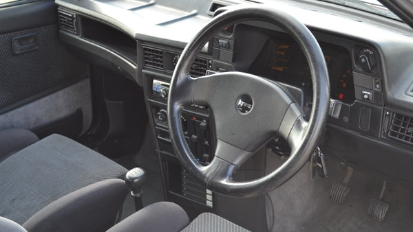 RESERVE LOWERED - 1991 Vauxhall Astra GTE Bertone For Sale (picture 39 of 87)