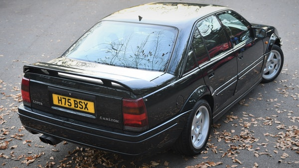 1991 Lotus Carlton For Sale (picture 8 of 113)