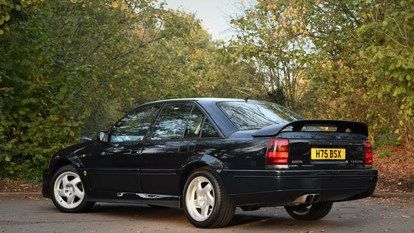 1991 Lotus Carlton For Sale (picture 5 of 113)