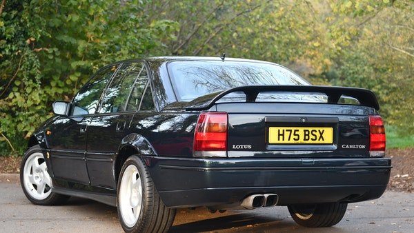 1991 Lotus Carlton For Sale (picture 10 of 113)