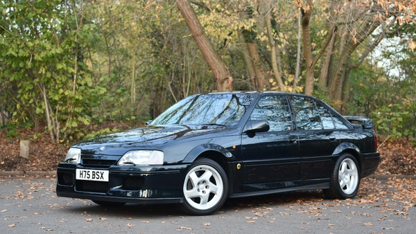 1991 Lotus Carlton For Sale (picture 7 of 113)