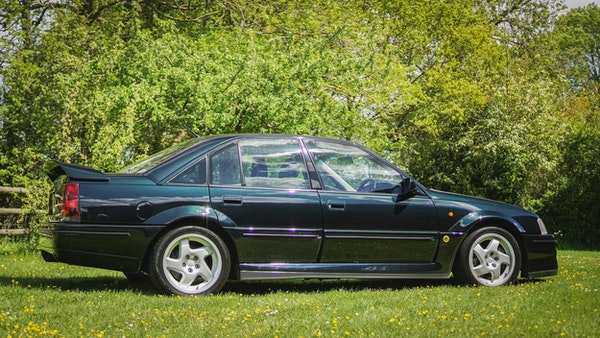 1993 Vauxhall Lotus Carlton For Sale (picture 6 of 179)