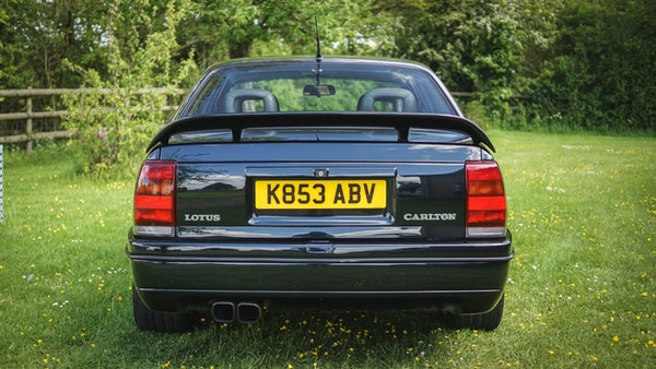 1993 Vauxhall Lotus Carlton For Sale (picture 9 of 179)