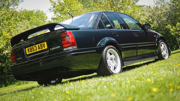 1993 Vauxhall Lotus Carlton For Sale (picture 16 of 179)