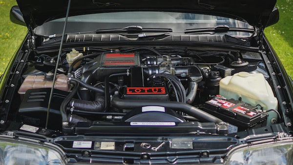 1993 Vauxhall Lotus Carlton For Sale (picture 102 of 179)