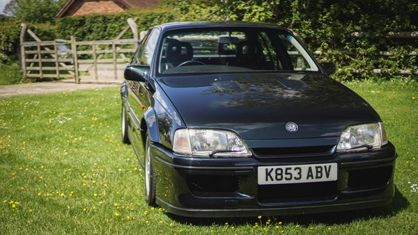 1993 Vauxhall Lotus Carlton For Sale (picture 12 of 179)