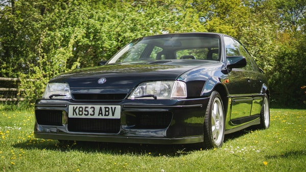 1993 Vauxhall Lotus Carlton For Sale (picture 1 of 179)