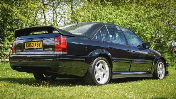 1993 Vauxhall Lotus Carlton For Sale (picture 8 of 179)