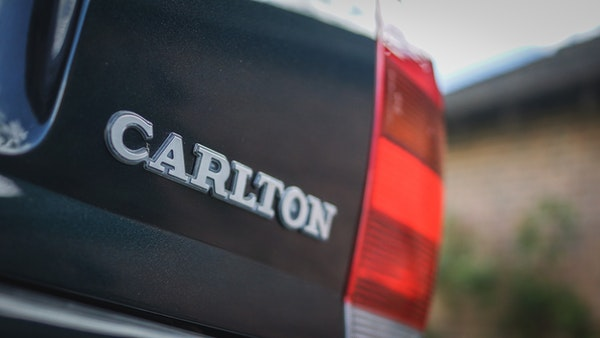 1993 Vauxhall Lotus Carlton For Sale (picture 92 of 179)