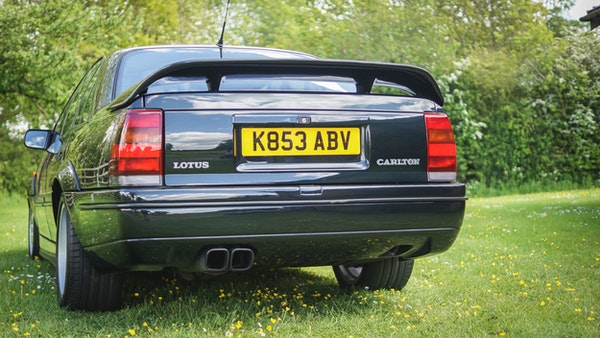 1993 Vauxhall Lotus Carlton For Sale (picture 10 of 179)
