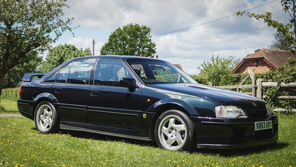 1993 Vauxhall Lotus Carlton For Sale (picture 5 of 179)