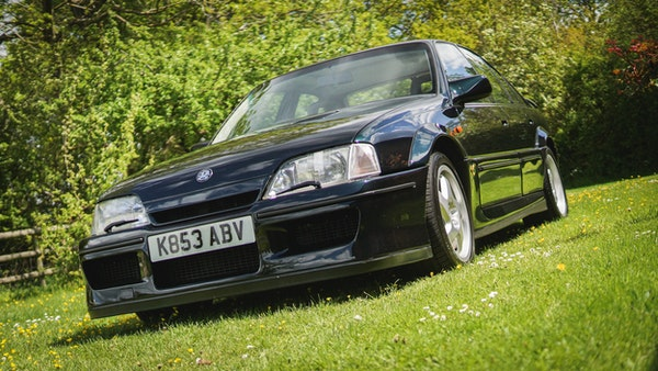1993 Vauxhall Lotus Carlton For Sale (picture 11 of 179)