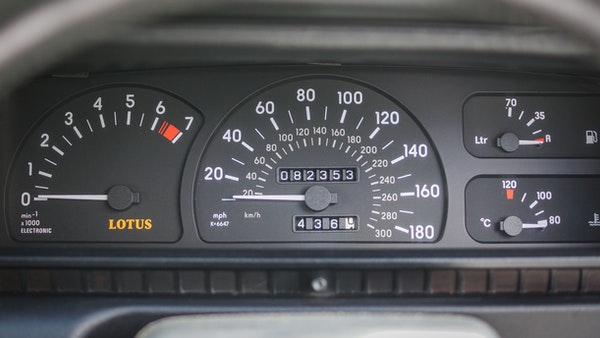 1993 Vauxhall Lotus Carlton For Sale (picture 30 of 179)