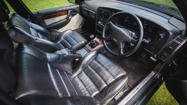 1993 Vauxhall Lotus Carlton For Sale (picture 28 of 179)