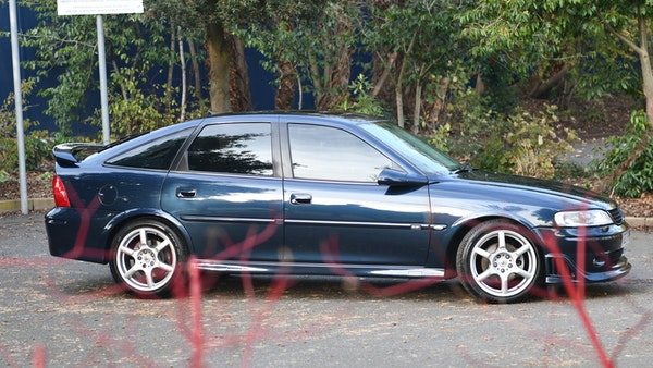 RESERVE REMOVED - 2000 Vauxhall Vectra GSI For Sale (picture 4 of 78)