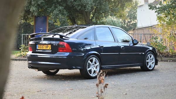 RESERVE REMOVED - 2000 Vauxhall Vectra GSI For Sale (picture 3 of 78)