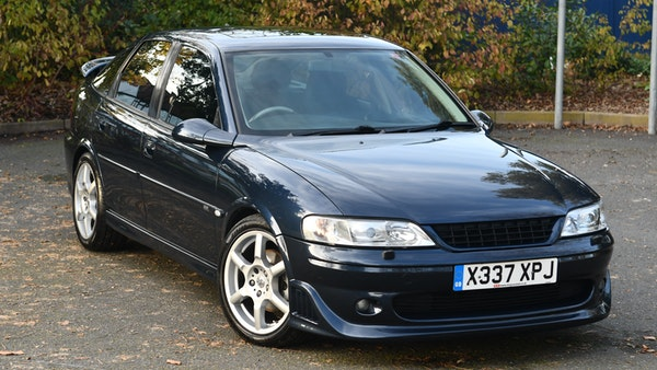 RESERVE REMOVED - 2000 Vauxhall Vectra GSI For Sale (picture 9 of 78)