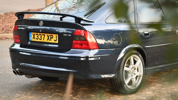 2000 Vauxhall Vectra GSI For Sale (picture 45 of 78)