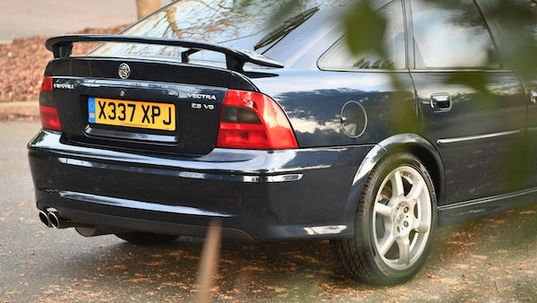RESERVE REMOVED - 2000 Vauxhall Vectra GSI For Sale (picture 45 of 78)