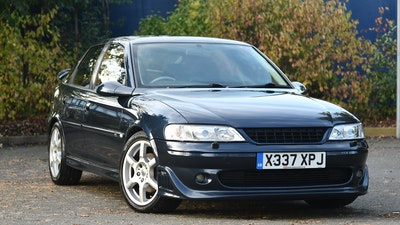 RESERVE REMOVED - 2000 Vauxhall Vectra GSI
