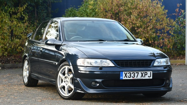 RESERVE REMOVED - 2000 Vauxhall Vectra GSI For Sale (picture 1 of 78)