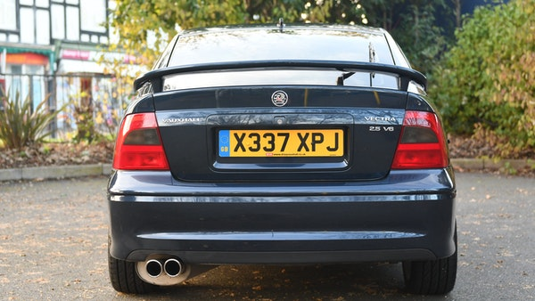 RESERVE REMOVED - 2000 Vauxhall Vectra GSI For Sale (picture 5 of 78)