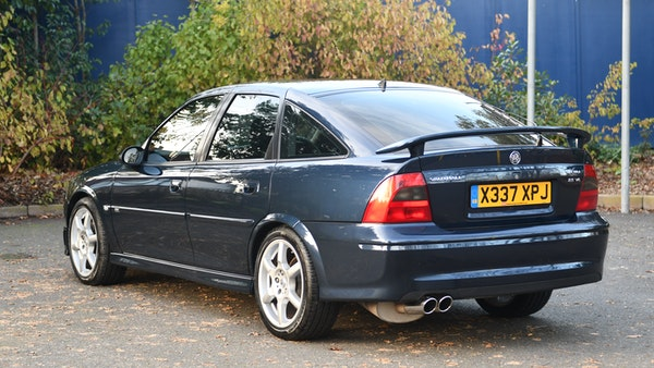 RESERVE REMOVED - 2000 Vauxhall Vectra GSI For Sale (picture 6 of 78)