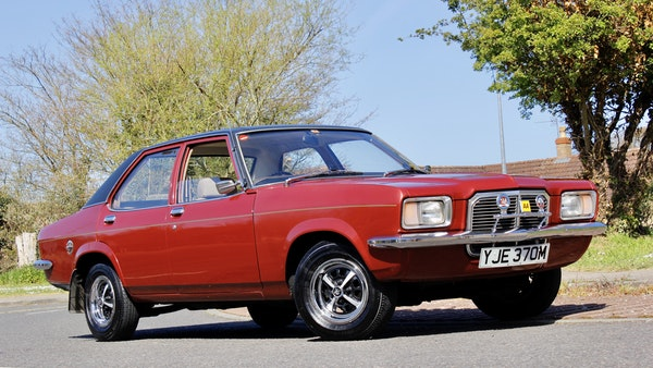 RESERVE LOWERED - 1973 Vauxhall Victor 1800 FE For Sale (picture 3 of 71)