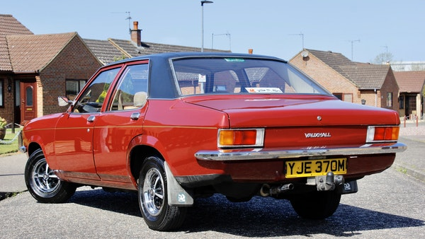 RESERVE LOWERED - 1973 Vauxhall Victor 1800 FE For Sale (picture 8 of 71)