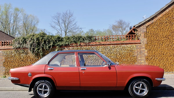 RESERVE LOWERED - 1973 Vauxhall Victor 1800 FE For Sale (picture 7 of 71)