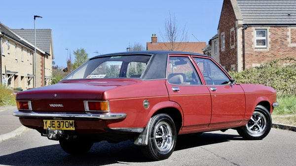 RESERVE LOWERED - 1973 Vauxhall Victor 1800 FE For Sale (picture 9 of 71)