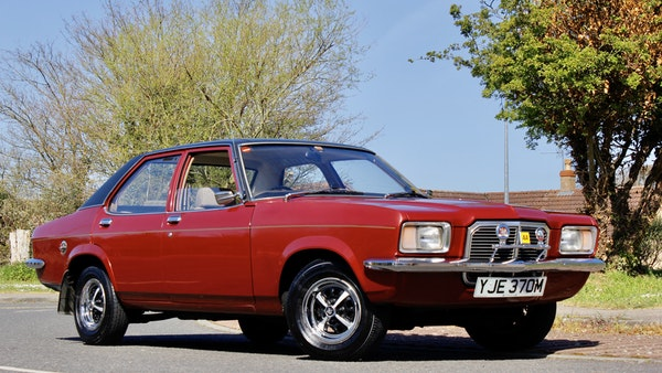 RESERVE LOWERED - 1973 Vauxhall Victor 1800 FE For Sale (picture 1 of 71)