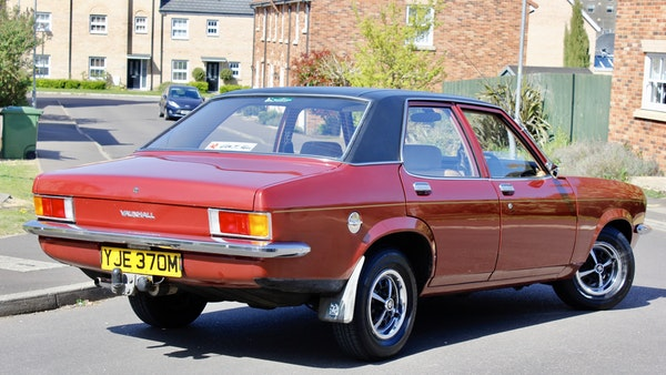 RESERVE LOWERED - 1973 Vauxhall Victor 1800 FE For Sale (picture 11 of 71)