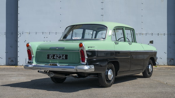 1961 Vauxhall Victor FA S2 For Sale (picture 12 of 148)