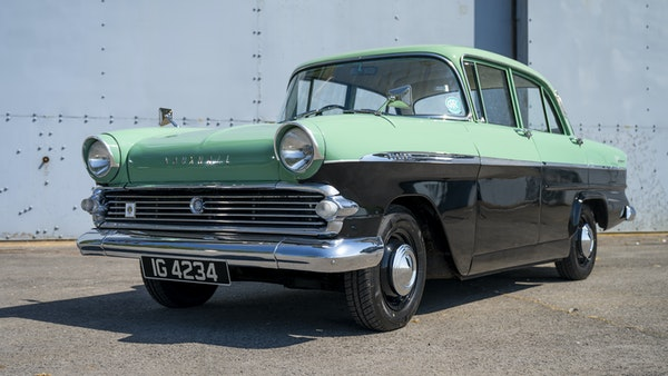 1961 Vauxhall Victor FA S2 For Sale (picture 6 of 148)