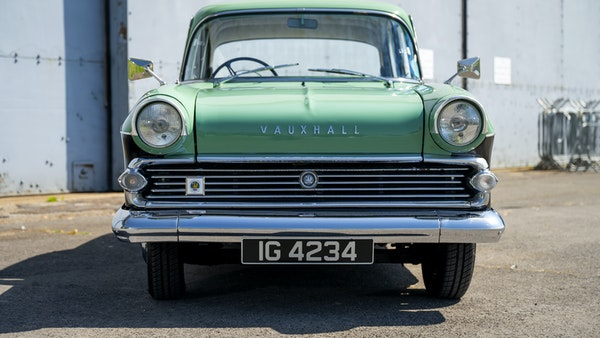 1961 Vauxhall Victor FA S2 For Sale (picture 5 of 148)