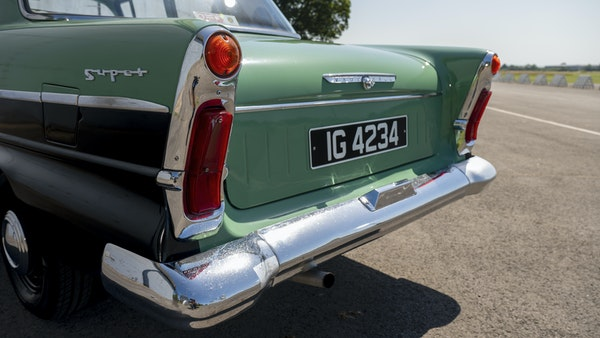 1961 Vauxhall Victor FA S2 For Sale (picture 103 of 148)