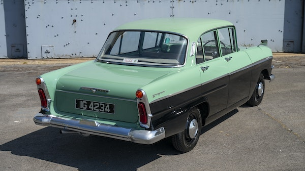 1961 Vauxhall Victor FA S2 For Sale (picture 14 of 148)
