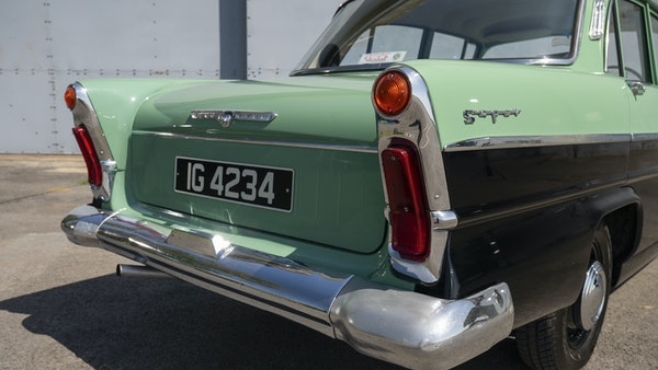 1961 Vauxhall Victor FA S2 For Sale (picture 100 of 148)
