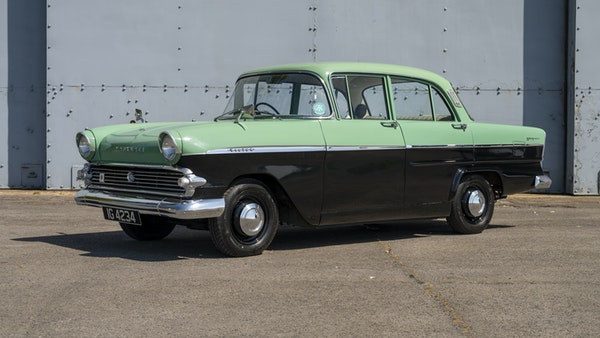 1961 Vauxhall Victor FA S2 For Sale (picture 10 of 148)