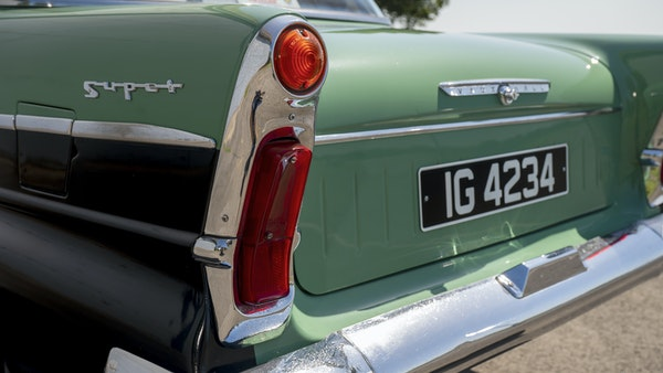1961 Vauxhall Victor FA S2 For Sale (picture 104 of 148)