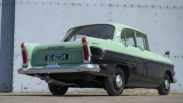 1961 Vauxhall Victor FA S2 For Sale (picture 13 of 148)