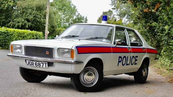 1978 Vauxhall VX2300 Police Car For Sale (picture 13 of 87)
