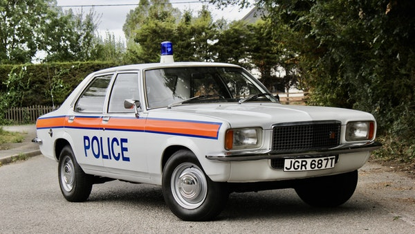 1978 Vauxhall VX2300 Police Car For Sale (picture 16 of 87)